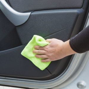 Járműbelső tisztítószerek
